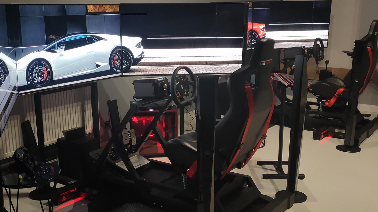 Sim Racing Poznań
