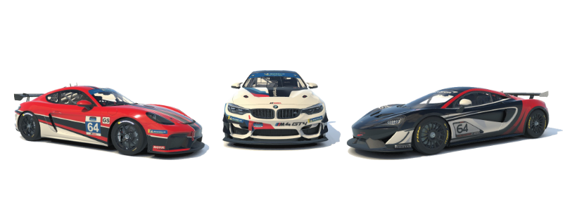 BMW Porsche McLaren – medium