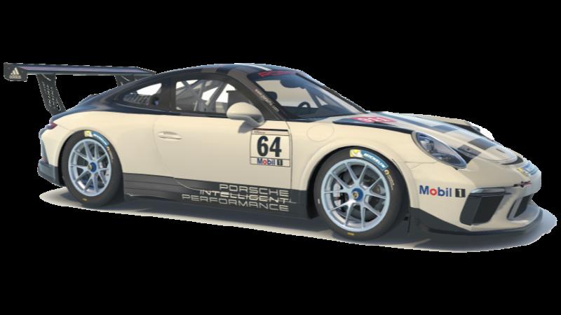 Porsche911GT3Cup_991